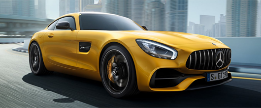 Mercedes-AMG GT Vehicle Design