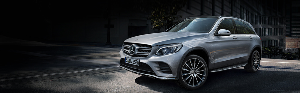 The all new GLC
